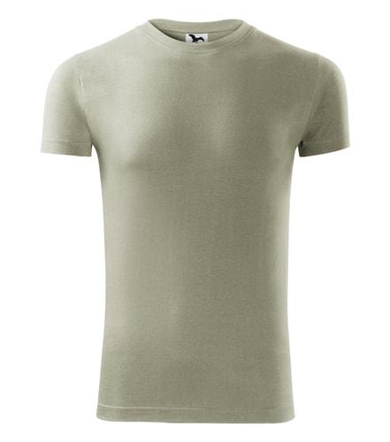 Adler Pánske tričko Replay/Viper - Světlá khaki | XXL