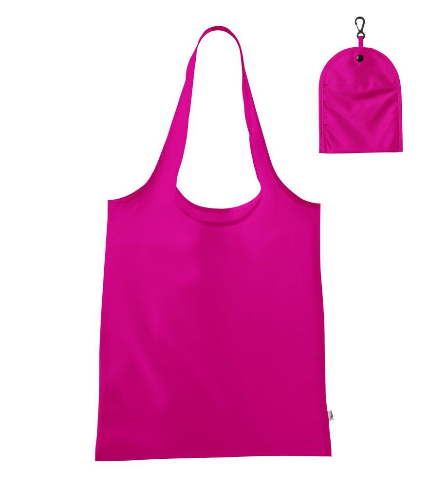 Adler Nákupní taška Smart - Neonově růžová | uni
