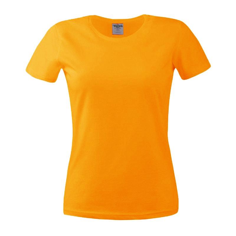 Keya Dámske tričko ECONOMY - Žlutá | M