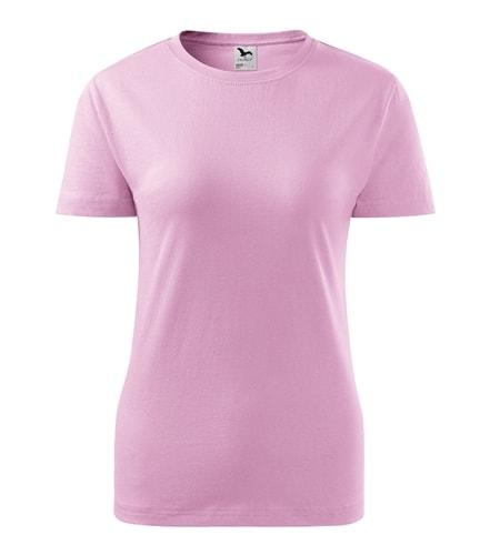 Adler Dámske tričko Basic - Růžová | M