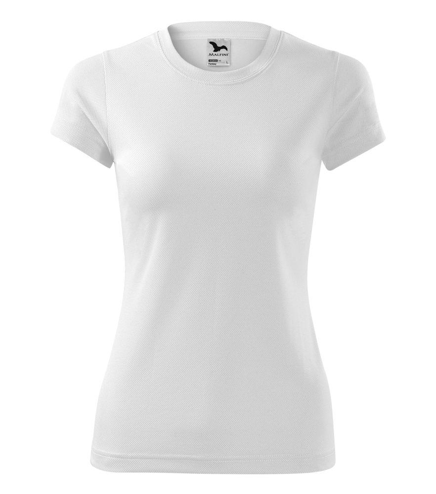Adler Dámske tričko Fantasy - Bílá | L