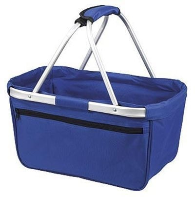 Halfar Nákupní košík BASKET - Královská modrá