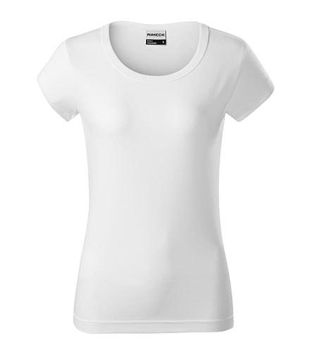 Adler Dámske tričko Resist heavy - Bílá | XXL