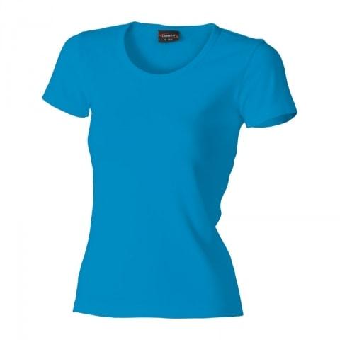 Lambeste Dámske tričko HEAVY - Světle modrá | L
