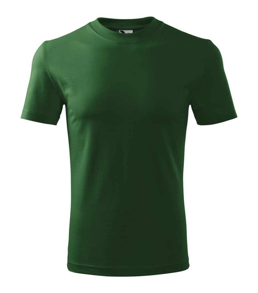 Adler Tričko Heavy - Lahvově zelená | XL
