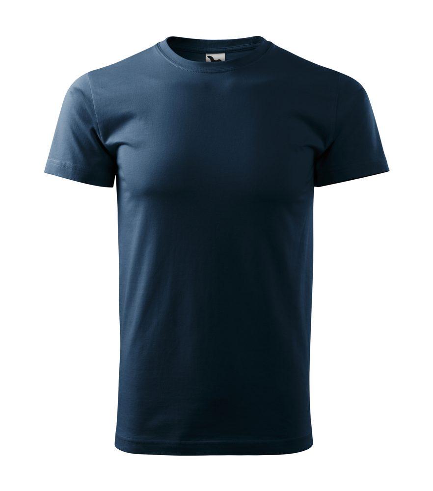 Adler Pánske tričko Basic - Námořní modrá | L