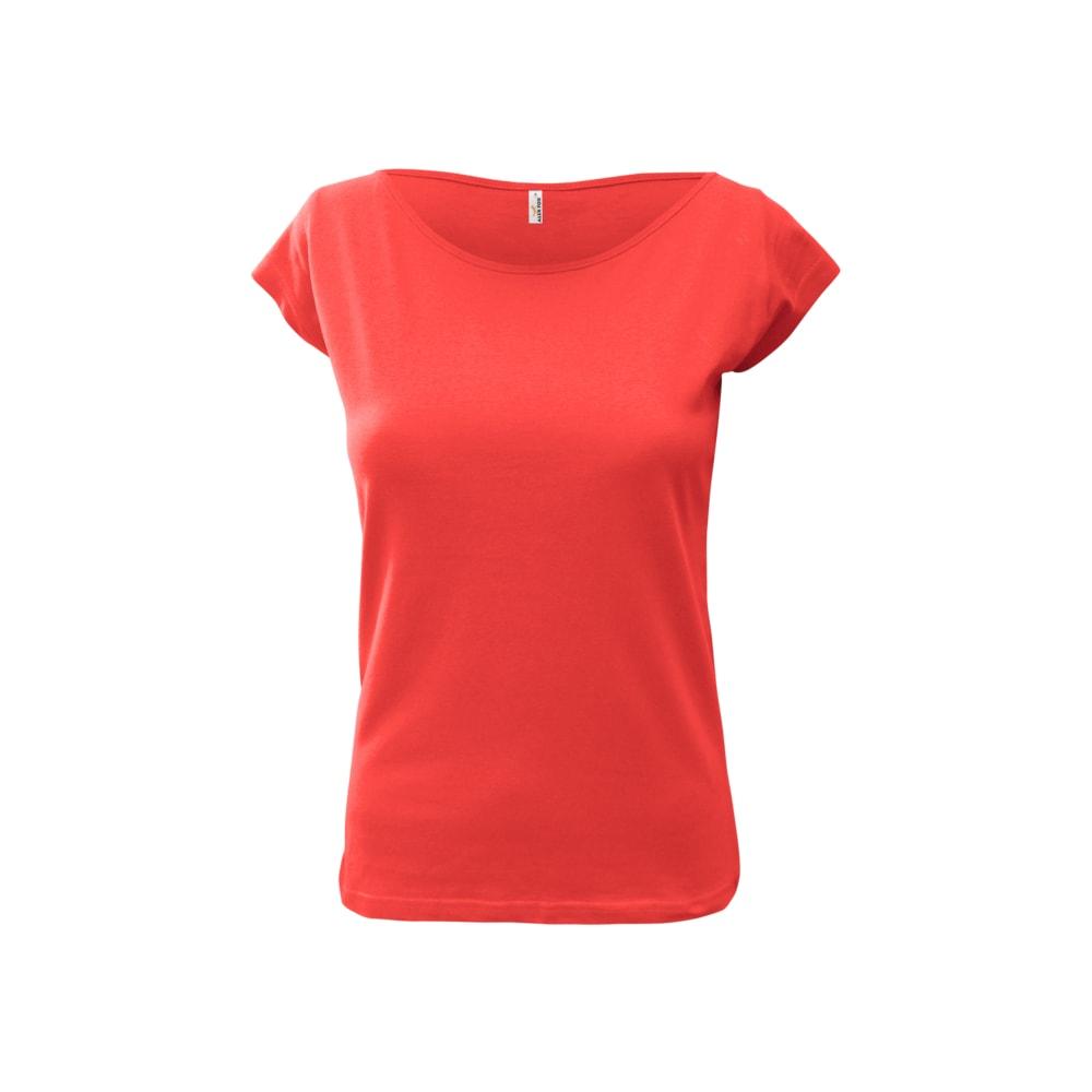 Alex Fox Dámske tričko Elegance - Červená | L