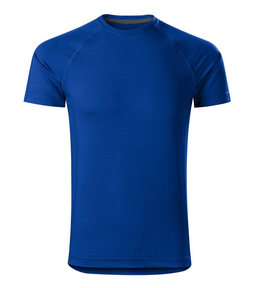 Adler (MALFINI) Pánske tričko Destiny - Královská modrá | M