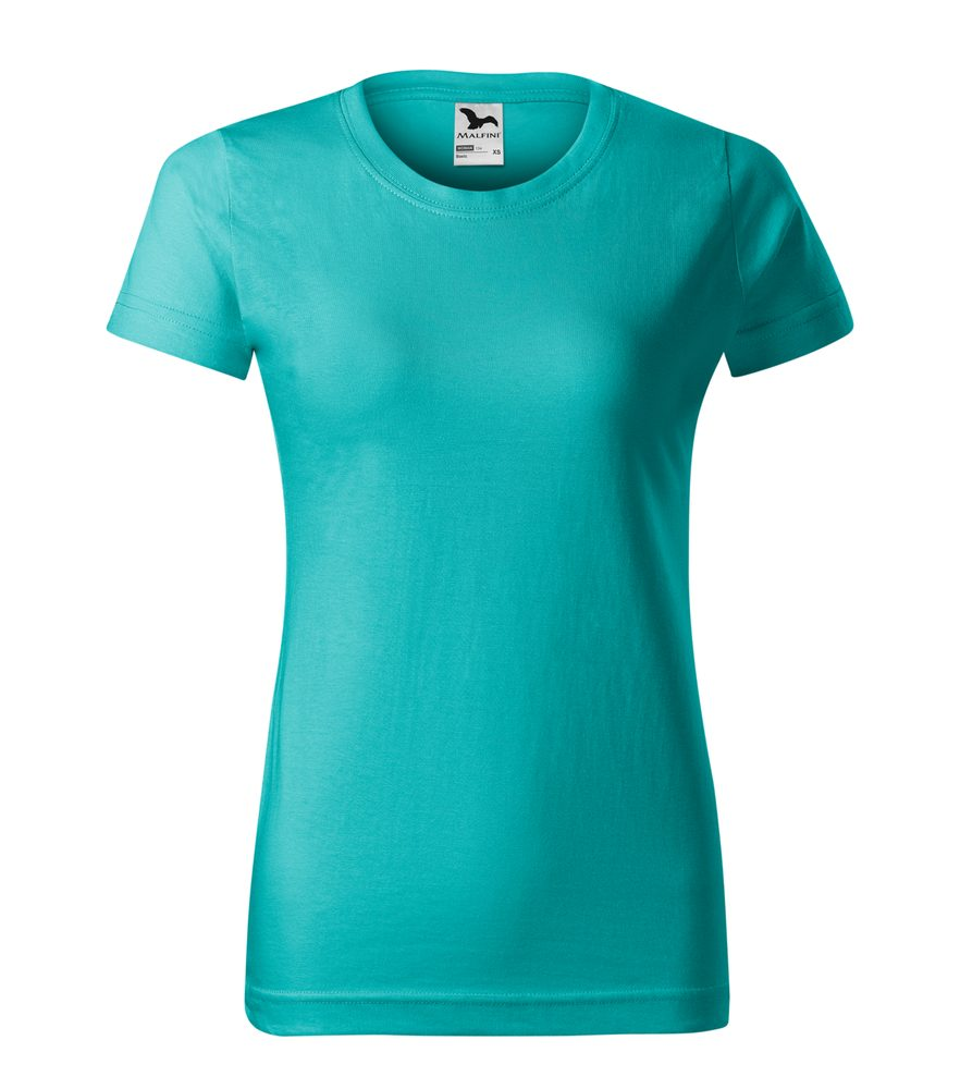 Adler Dámske tričko Basic - Emerald | XXL