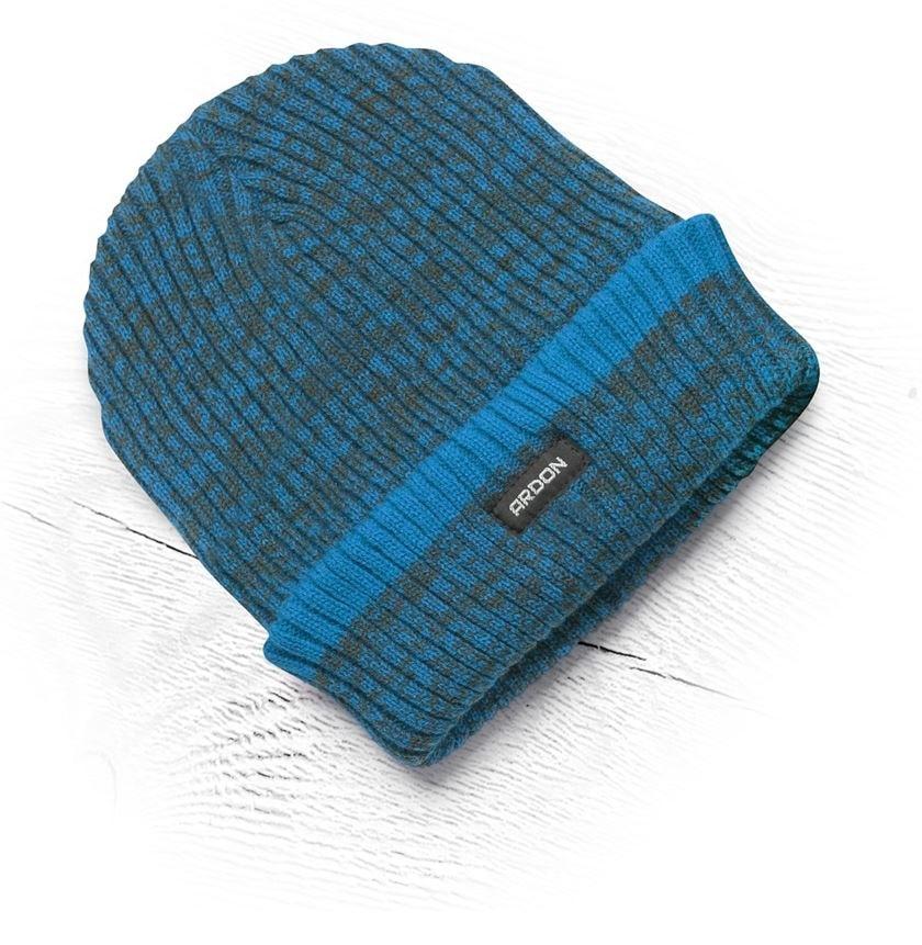 Ardon Zimná pletená čiapka Vision Neo - Modrá