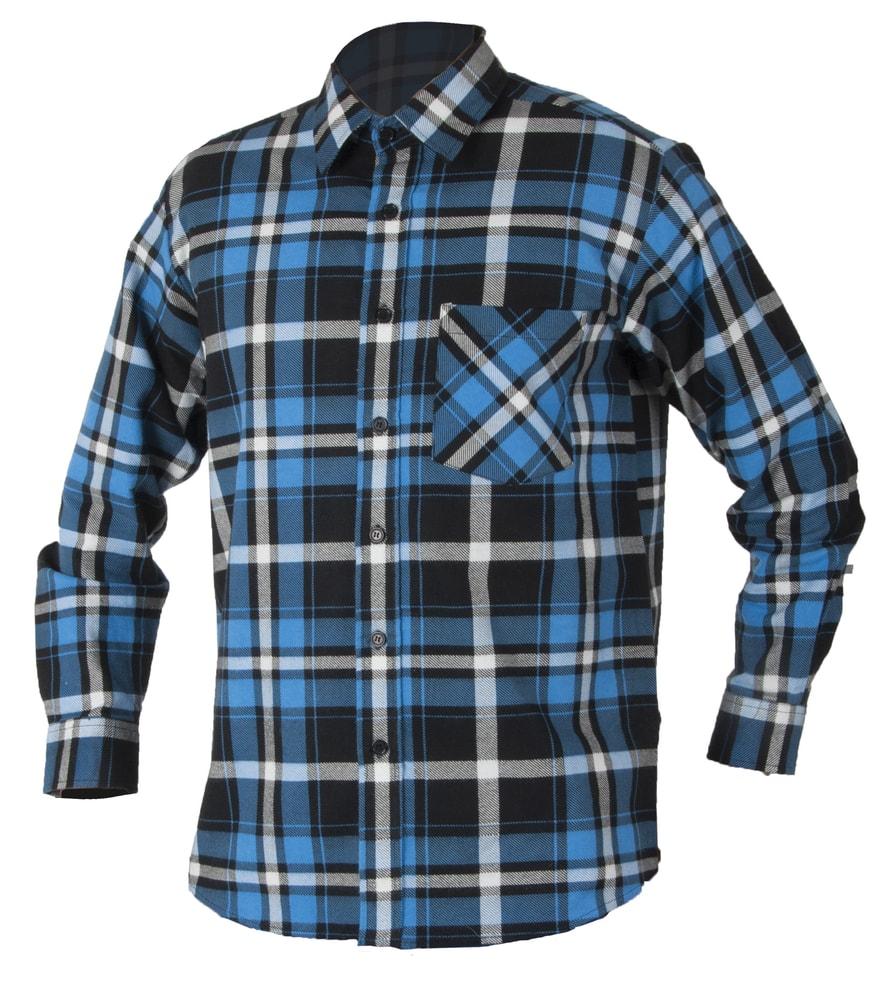 4d0eb46cbc80 Pánská flanelová košile Jonah - 39-40