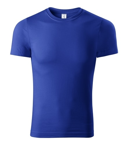 Tričko Paint - Královská modrá | XS
