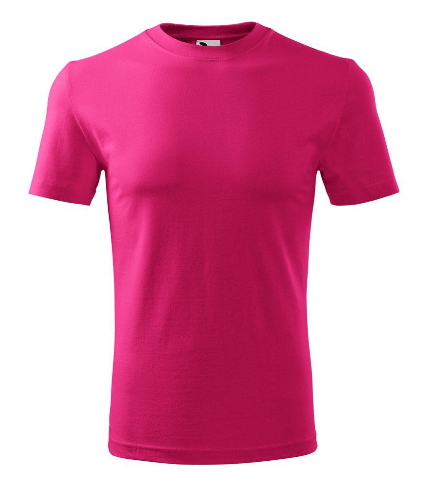Adler Pánske tričko Classic New - Purpurová | XL