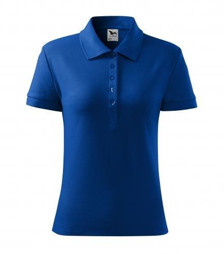 Dámská polokošile Cotton - Královská modrá | XS