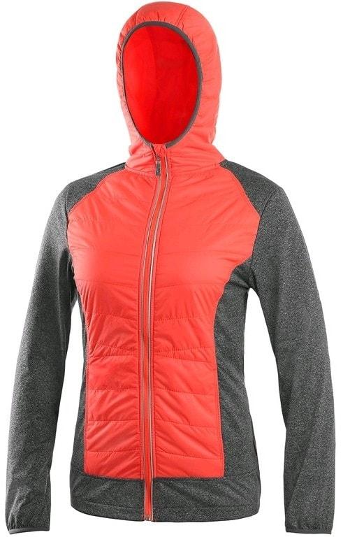 Dámská jarní bunda CXS MERIDEN - Oranžová | XXXL
