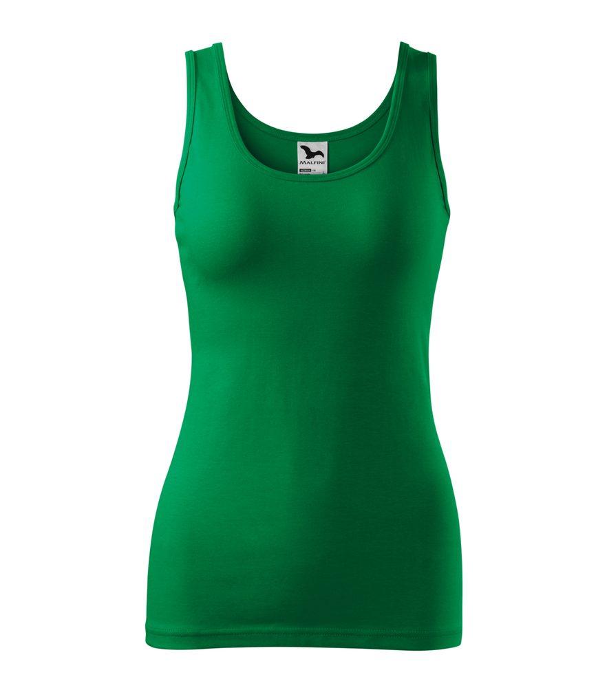 Adler (MALFINI) Dámske tielko Triumph - Středně zelená | M
