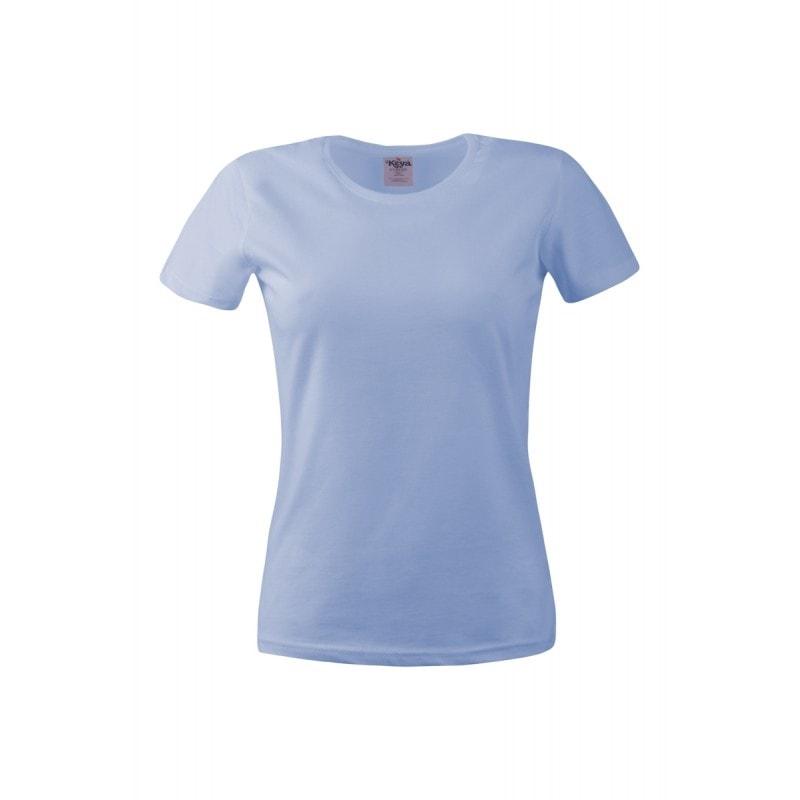 Keya Dámske tričko ECONOMY - Světle modrá | M