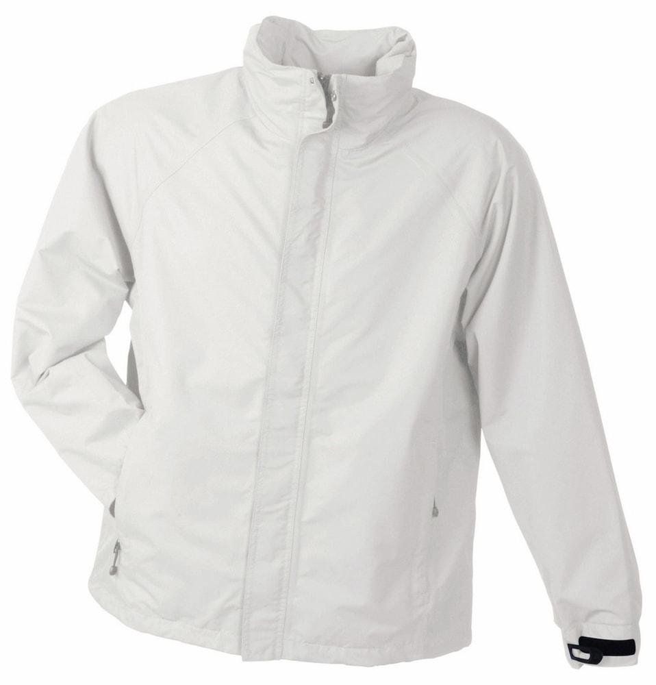 Pánská outdoorová bunda JN1010 - Bílá | XL