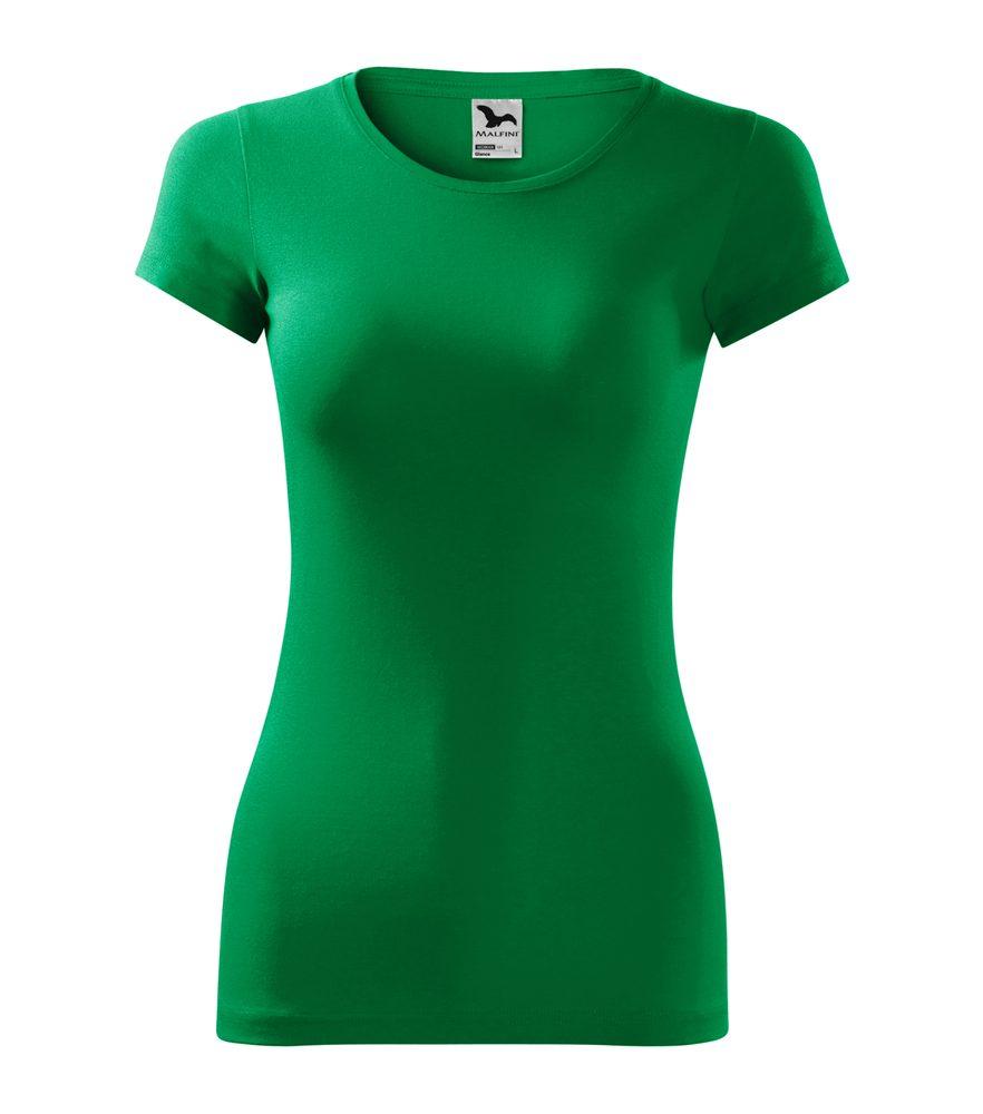 Adler Dámske tričko Glance - Středně zelená | S