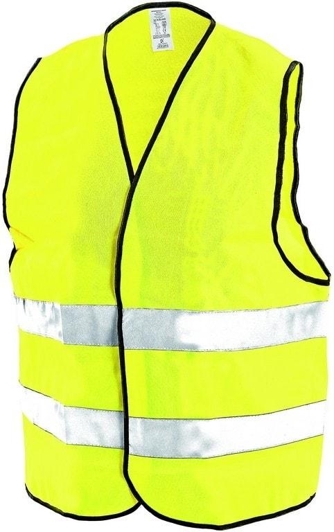 Canis Reflexná vesta GUSTAV - Žlutá | XXL/XXXL