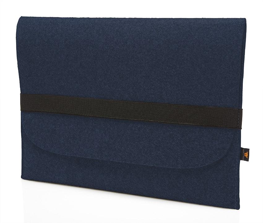 Halfar Púzdro na dokumenty ModernClassic M - Tmavě modrá