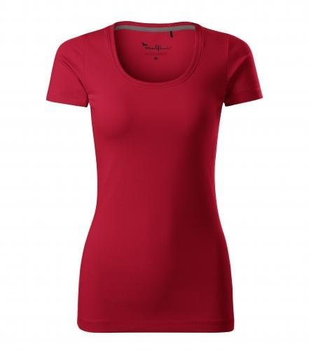 Adler Dámske tričko Action - Jasně červená | M