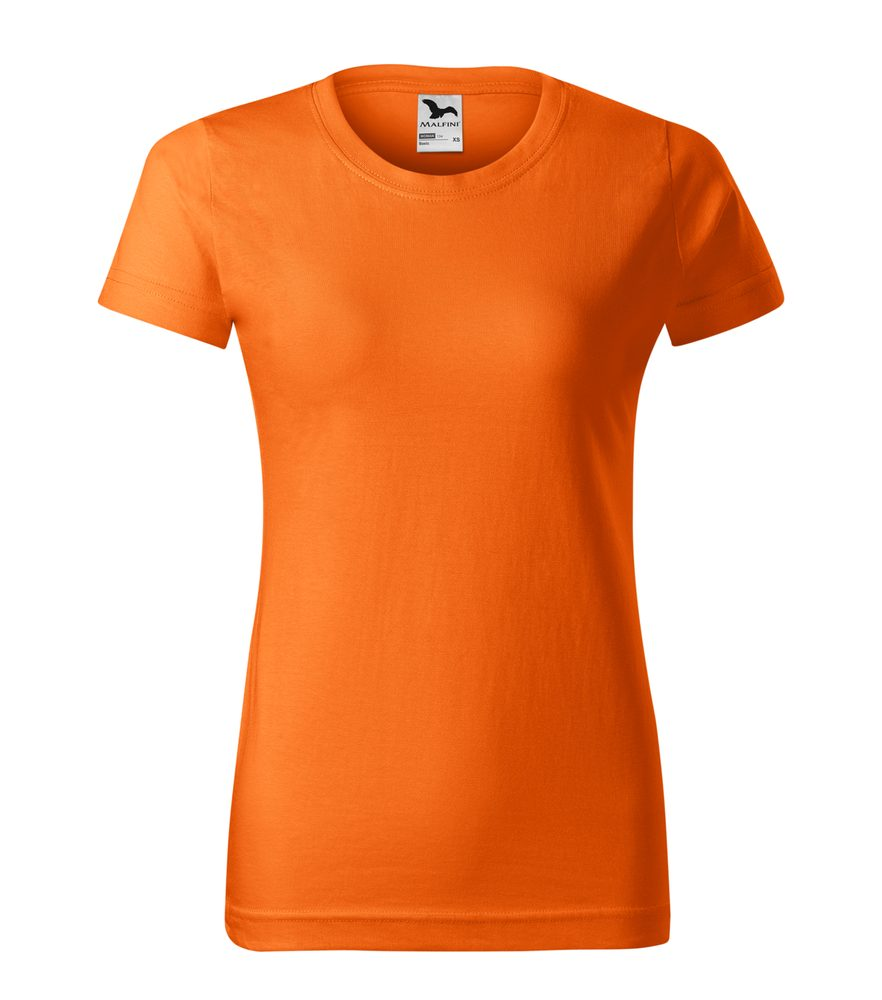 Adler Dámske tričko Basic - Oranžová | XXL