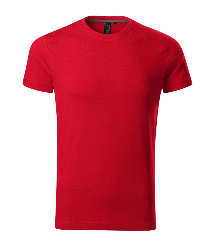 Adler Pánske tričko Action - Jasně červená | XXL