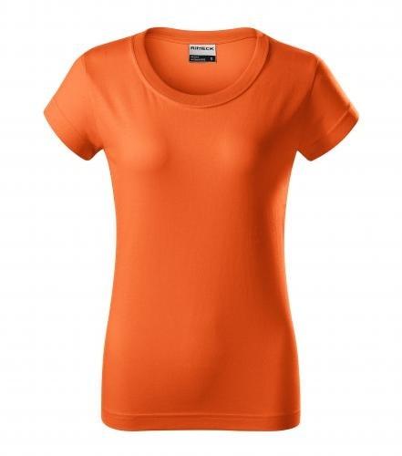 Adler Dámske tričko Resist heavy - Oranžová | M