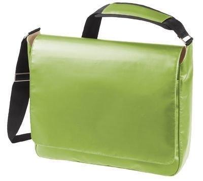 Halfar Moderní taška na dokumenty SUCCESS - Apple green