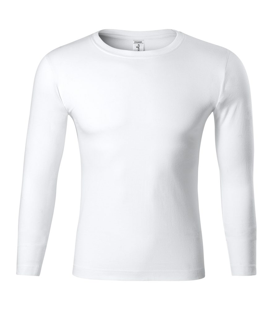 Adler Tričko s dlhým rukávom Progress LS - Bílá | XXL