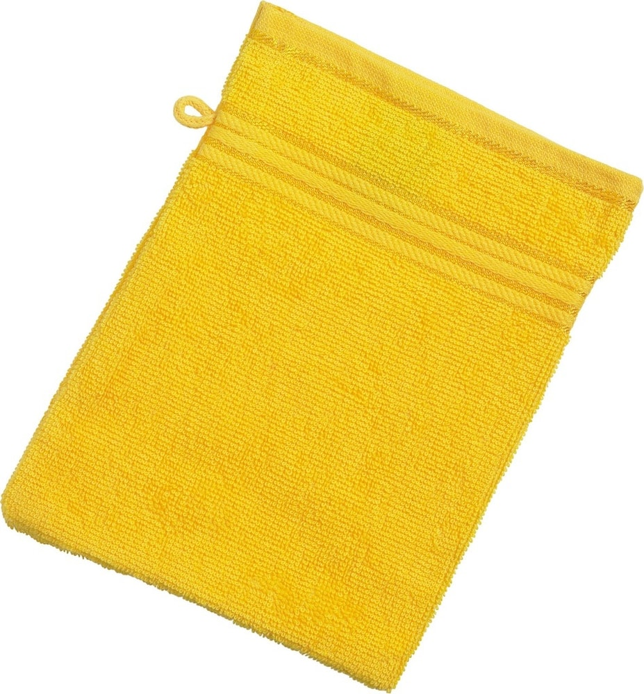 Myrtle Beach Umývacia žinka MB425 - Zlatě žlutá