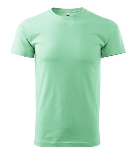 Adler Pánske tričko Basic - Mátová | XXL