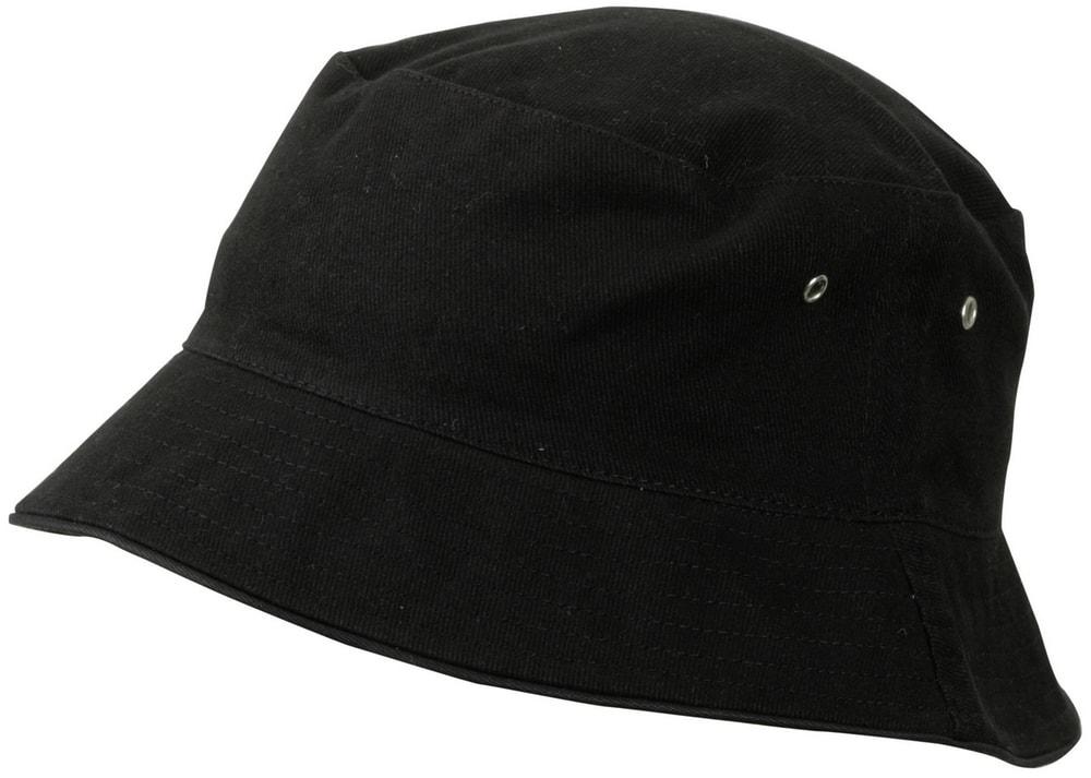 Dětský klobouček MB013 - Černá / černá | 54 cm