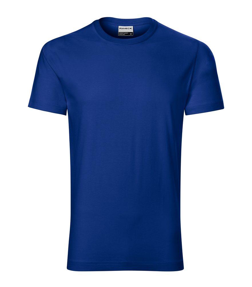 Adler (MALFINI) Pánske tričko Resist - Královská modrá | L