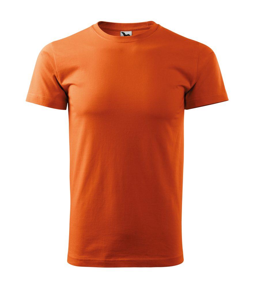Adler Tričko Heavy New - Oranžová | XXXL