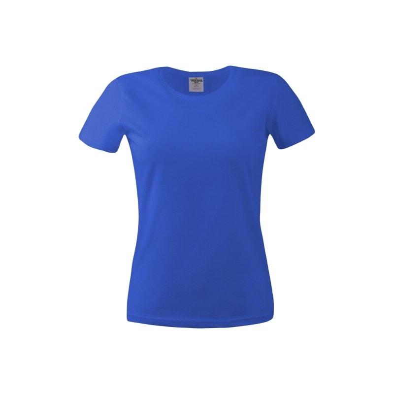 Keya Dámske tričko ECONOMY - Královská modrá | L