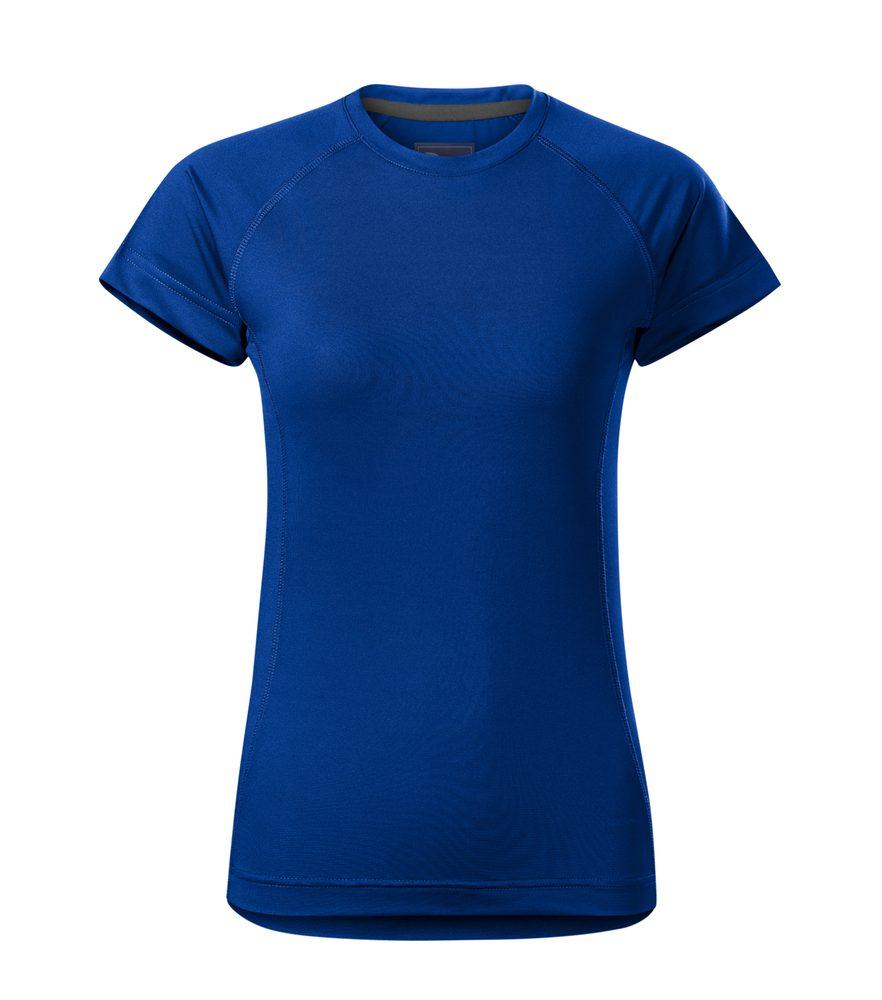Adler (MALFINI) Dámske tričko Destiny - Královská modrá | XXL