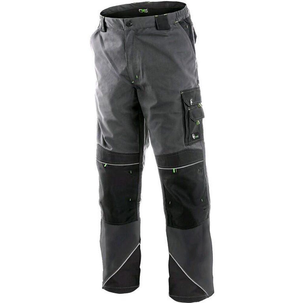Canis Zimné pracovné nohavice do pása SIRIUS NIKOLAS - 60-62