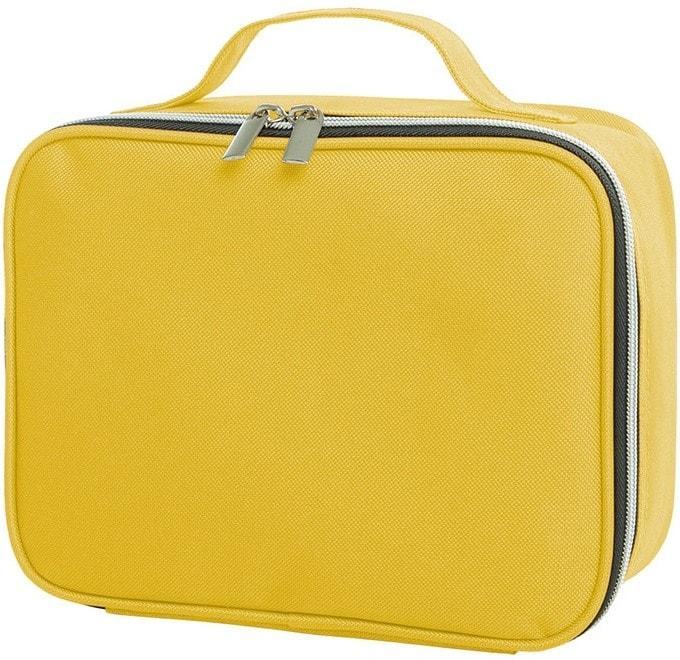 Cestovní kosmetický kufřík SWITCH - Žlutá
