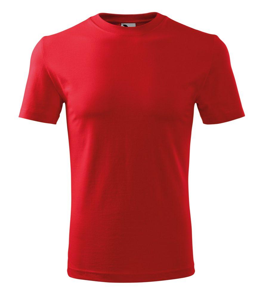 Adler Pánske tričko Classic New - Červená | XXL