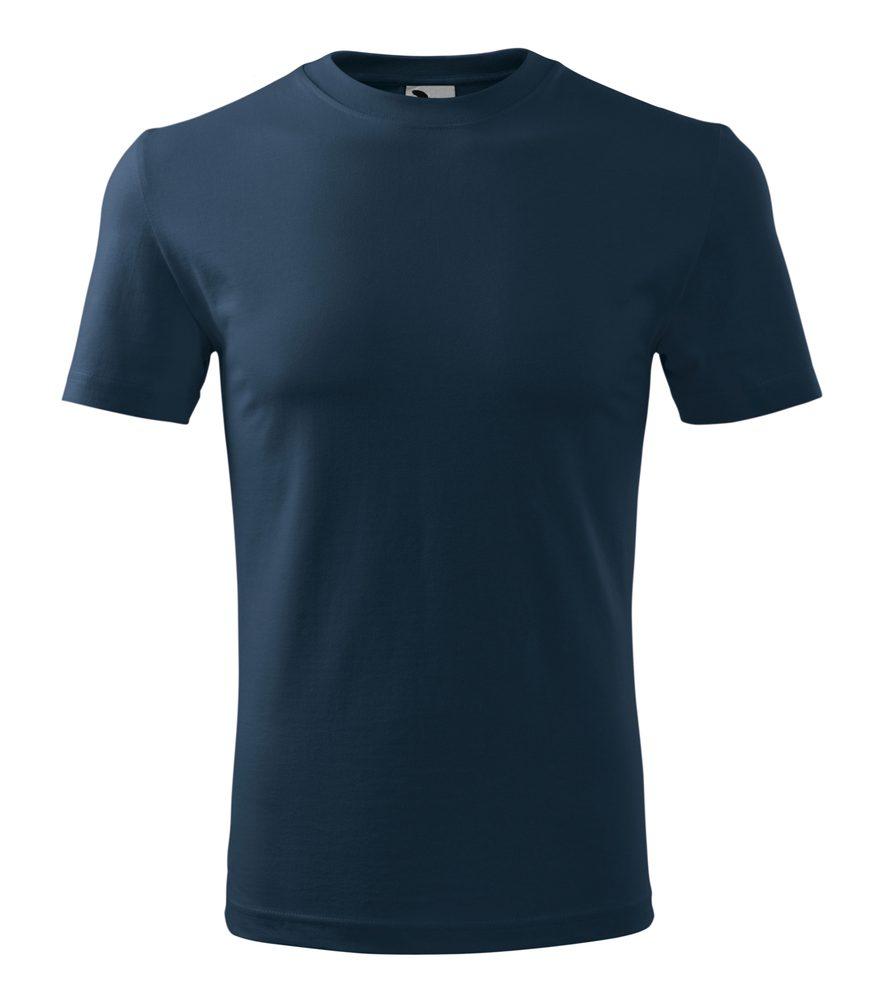 Adler (MALFINI) Pánske tričko Classic New - Námořní modrá | L
