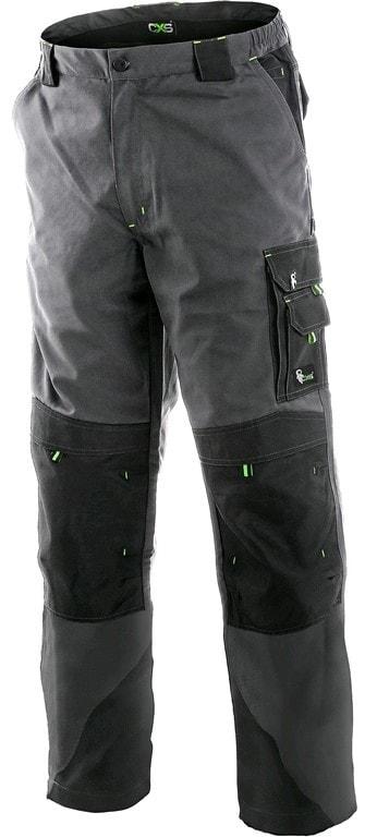 Canis Zimné pracovné nohavice do pása SIRIUS NIKOLAS - 48-50