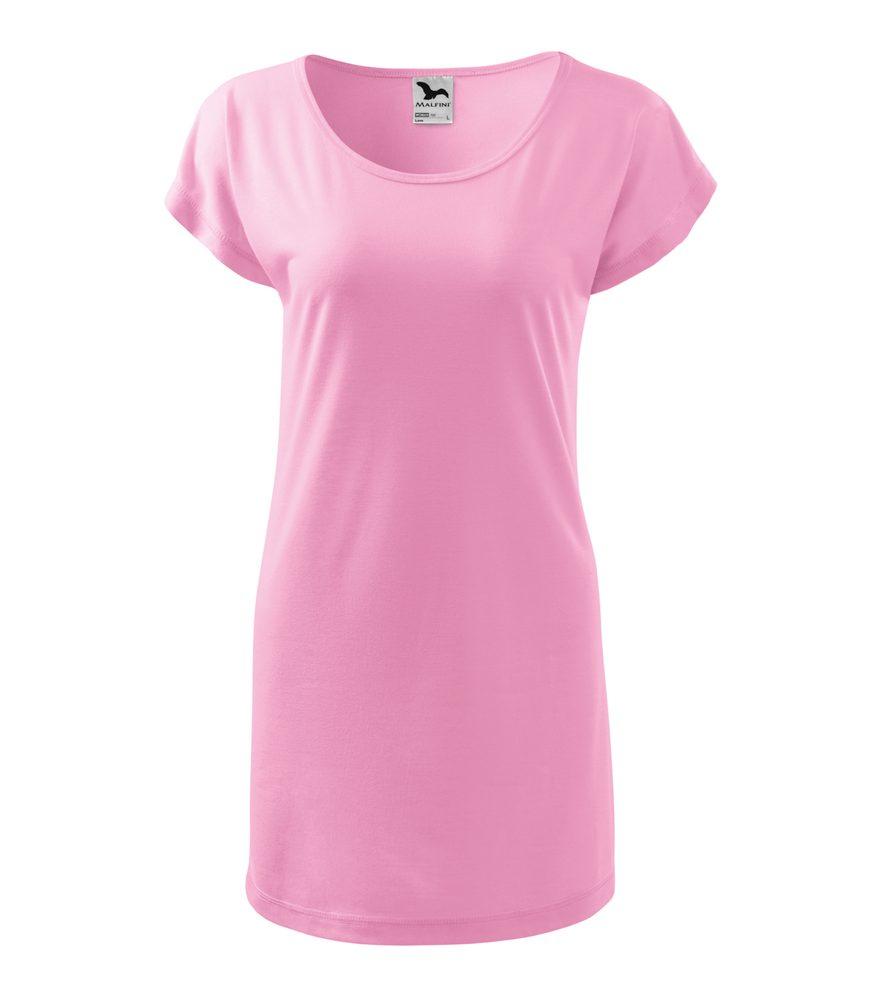 Adler Dámske tričko Love - Růžová | S
