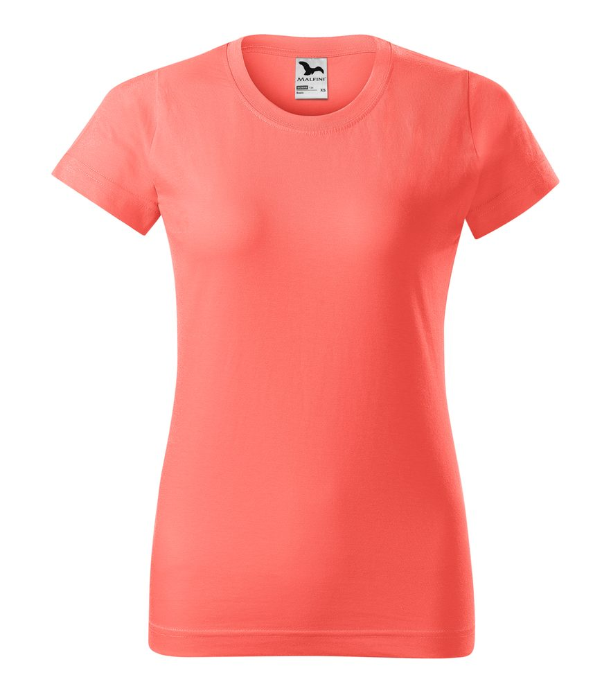 Adler Dámske tričko Basic - Korálová | XXL