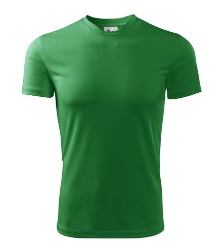 Adler Detské tričko Fantasy - Středně zelená   134 cm (8 let)