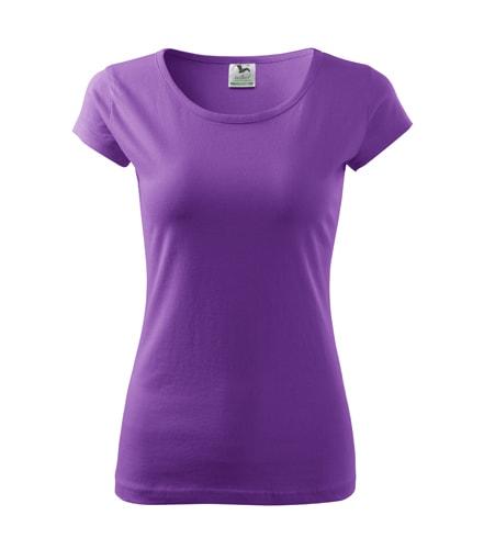 Adler Dámske tričko Pure - Fialová | XS
