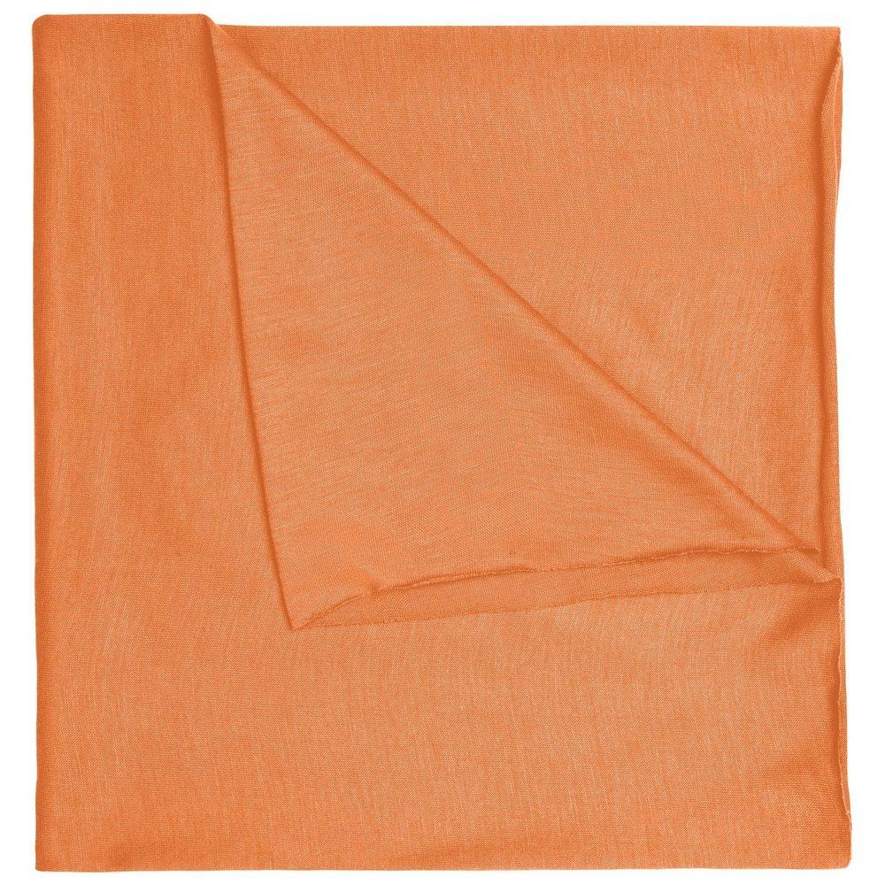 Myrtle Beach Multifunkční šátek MB6503 - Oranžová