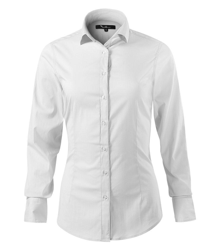 Adler Dámska košeľa s dlhým rukávom Dynamic - Bílá | S