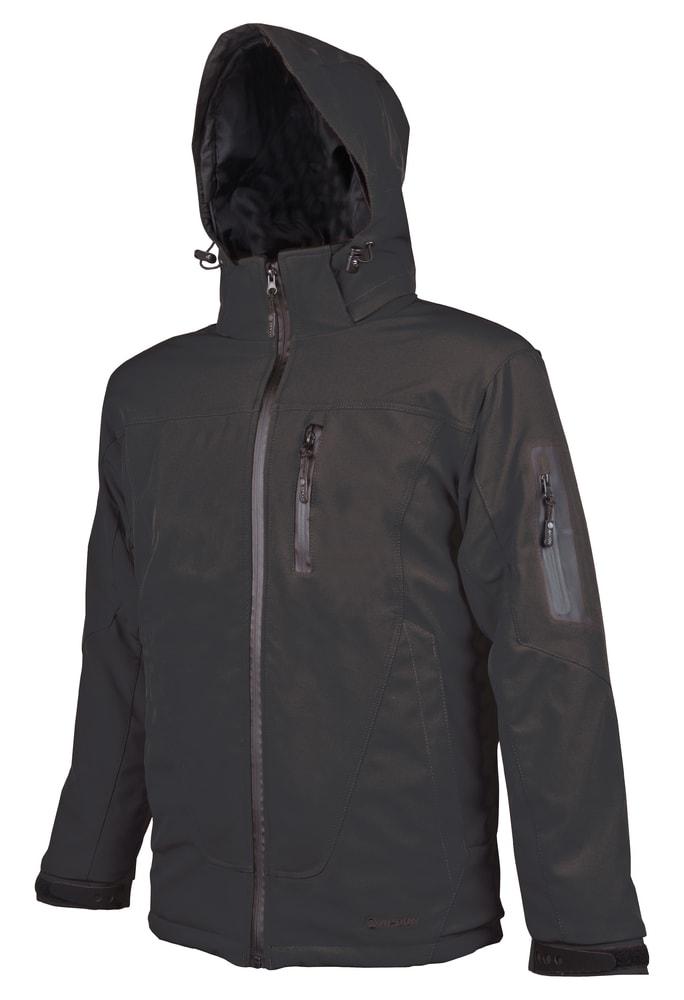 06bfbeab2 Zimní pánská softshellová bunda Spirit Winter - Černá | XXXL